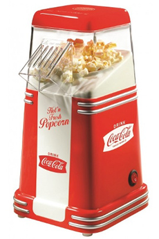 Machine pop corn CC120 COCA COLA Simeo