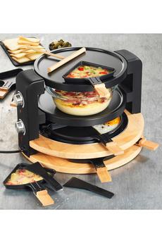 Raclette Kitchen Chef Raclette KCWOOD.8.SUPER