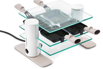 Raclette Lagrange Raclette Lagrange Raclette 4 Transparence® Minéral - 009408