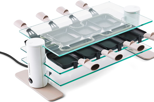 Raclette Lagrange Raclette Transparence® 8 Minéral - 009808