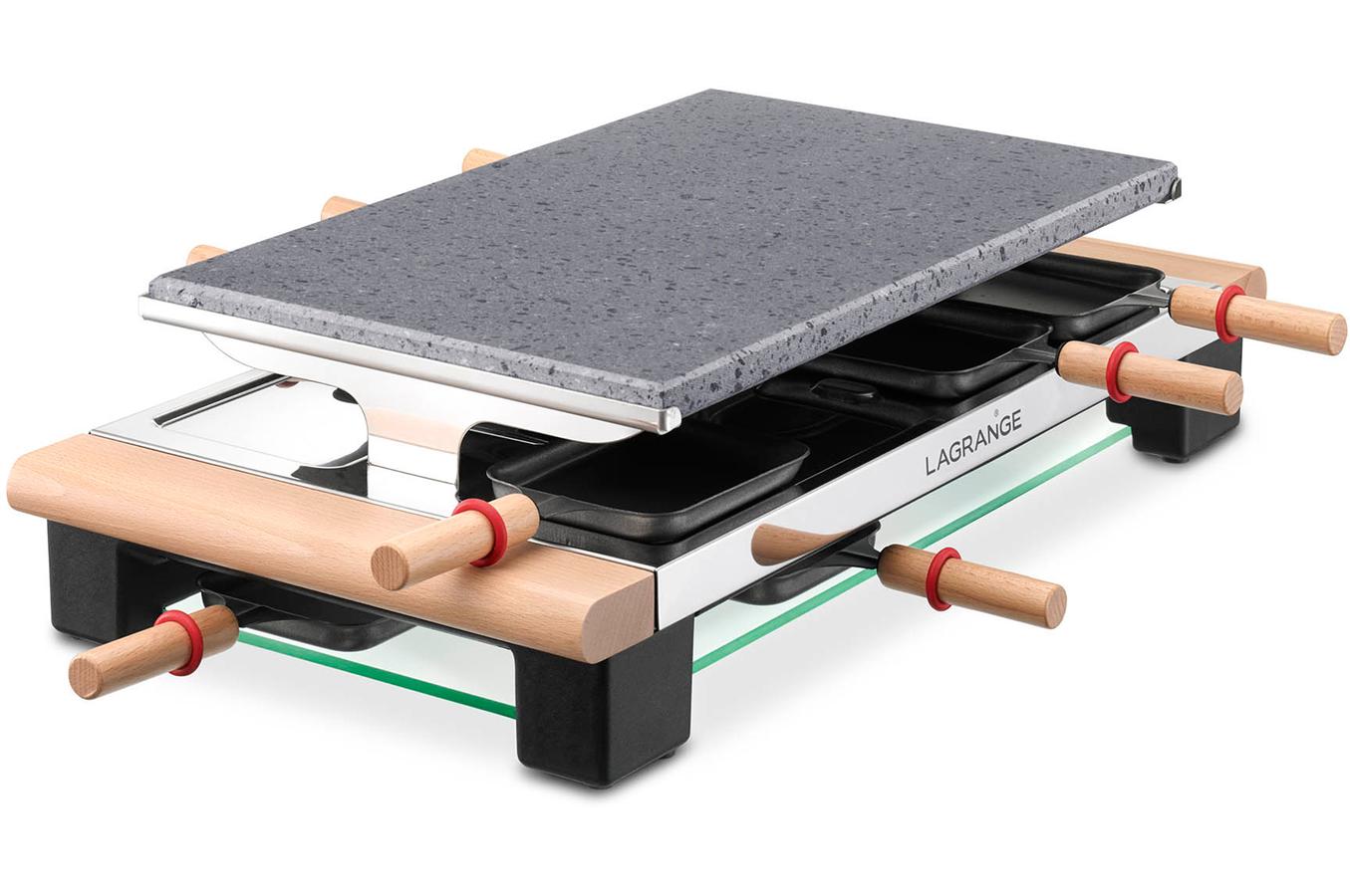 raclette lagrange pierre elegance 4038410 darty. Black Bedroom Furniture Sets. Home Design Ideas