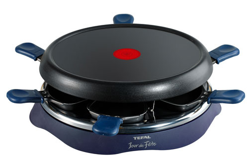 avis clients pour le produit raclette tefal re2206 6p crepe gril. Black Bedroom Furniture Sets. Home Design Ideas