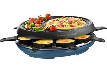 Raclette Tefal COLORMANIA RE310401
