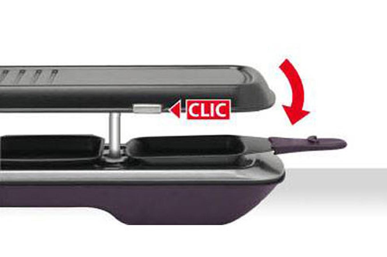 Raclette tefal re520012 simply line simply line 3339106 darty - Raclette tefal simply line ...