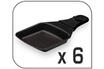 Tefal INOX & DESIGN Raclette & Gril Plancha photo 3
