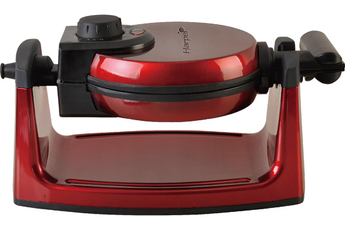 Gaufrier / croque-monsieur HWM460 RED Harper