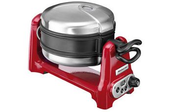 Gaufrier / croque-monsieur 5KWB110EER Rouge empire Kitchenaid