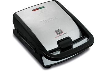 Gaufrier / croque monsieur Tefal SNACK COLLECTION 2 COFFRETS SW857D12