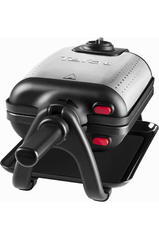 Gaufrier / croque-monsieur WM755D12 KING SIZE 4 EN 1 Tefal