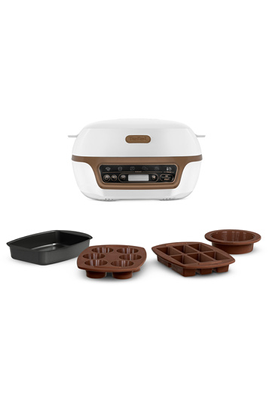 Tefal CAKE FACTORY+ Marron - KD802112