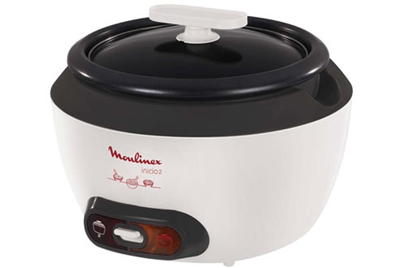 Cuiseur riz moulinex mk151100 inicio 3535533 darty - Cuiseur soupe moulinex ...