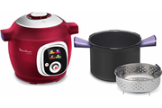 Moulinex CE7015 COOKEO ROUGE