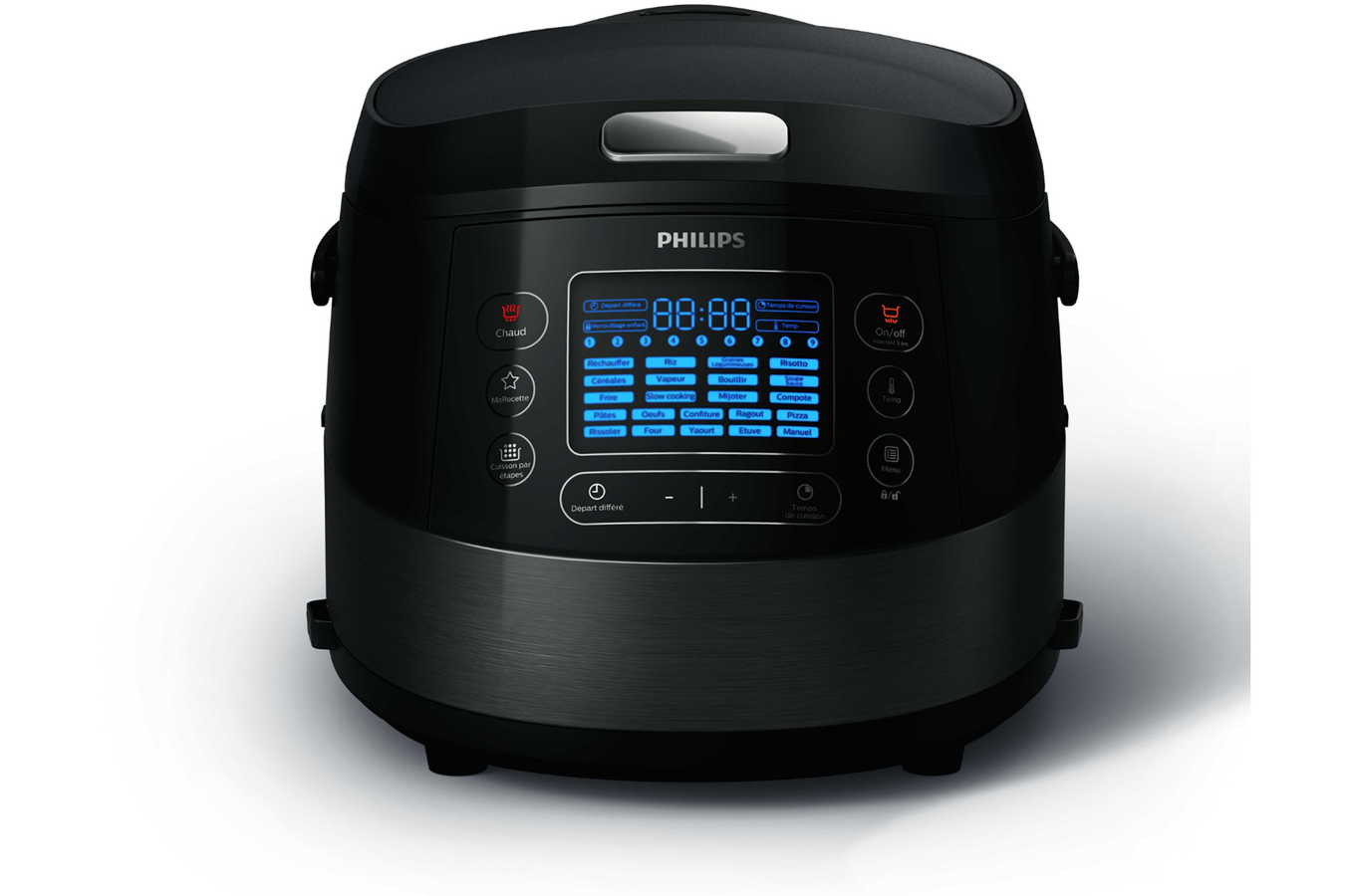 Mijoteur philips hd4749 77 avance collection chauffe 3d hd4749 77 chauffe 3 - Cuiseur soupe philips ...