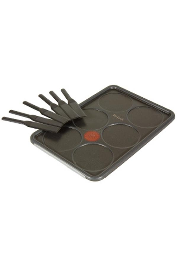 Accessoire de cuisine cuisson tefal plaque 6 crepes for Petit accessoire cuisine
