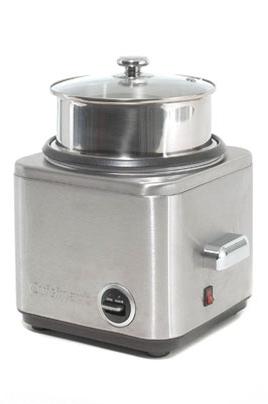 Cuiseur à riz 1,4 litres - Puissance 650 Watts Panier inox amovible Cuisson automatique Maintien au chaud