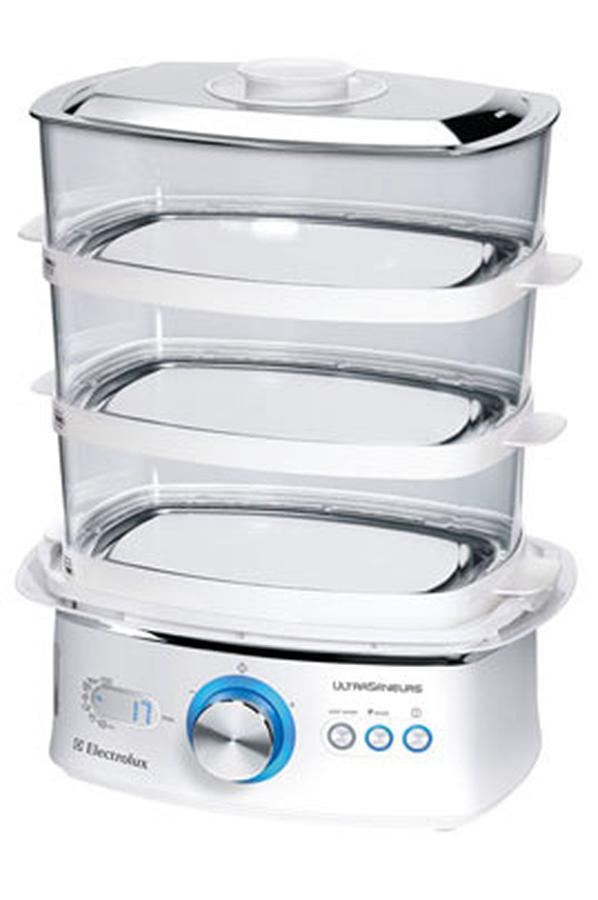 Cuiseur vapeur electrolux efs960 3137732 darty for Appareil vapeur cuisine