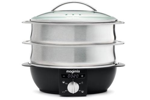 Avis clients pour le produit cuiseur vapeur magimix 11578 - Recette cuit vapeur seb ...