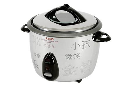 cuiseur vapeur seb 368203 c riz inox 368203 darty. Black Bedroom Furniture Sets. Home Design Ideas