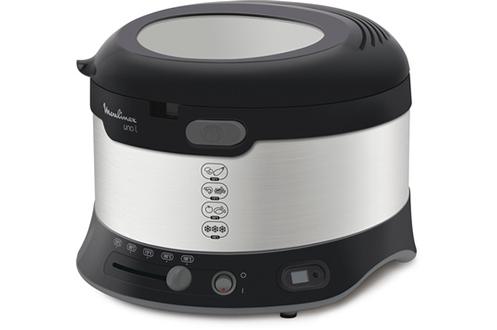 Capacité 2,1 litres - 1 kg de frites fraîches Thermostat réglable