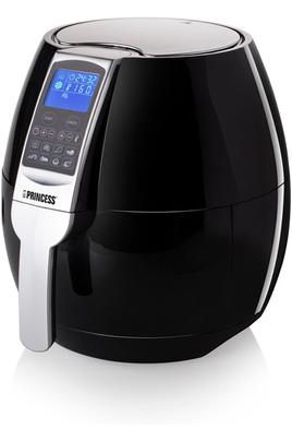 Capacité 3,2 litres - 1 kg de frites fraîches Thermostat réglable - Parois froides Sans huile - Permet de frire, griller et rôtir Cuve amovible - Protection contre la surchauffe