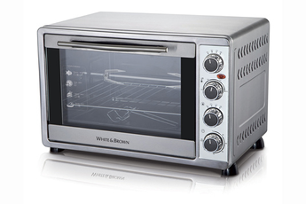 Mini four LIMA MF 447 INOX White Brown