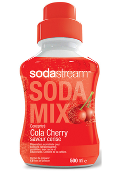 Sirop et concentré CONCENTRE COLA CHERRY 500 ML Sodastream