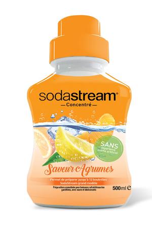 Sirop et concentré Sodastream CONCENTRE AGRUMES 500 ML