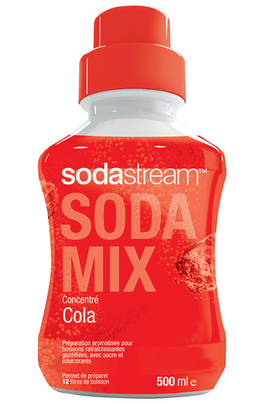 Sodastream CONCENTRE COLA 500 ML