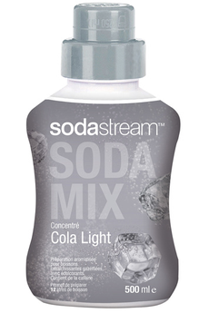 Sirop et concentré CONCENTRE COLA LIGHT 500 ML Sodastream