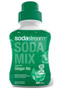 Sirop et concentré Sodastream CONCENTRE GINGER ALE 500 ML