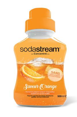 Sirop et concentré Sodastream CONCENTRE ORANGE 500 ML