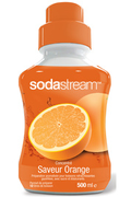 Sirop et concentré Sodastream CONCENTRE ORANGE 500 ML