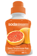Sirop et concentré Sodastream CONCENTRE PAMPLEMOUSSE ROSE 500 ML