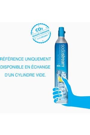 Accessoire machine à soda Sodastream CYLINDRE DE C02 POUR ECHANGE