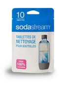 Accessoire machine à soda Sodastream TABLETTE DE NETTOYAGE X10