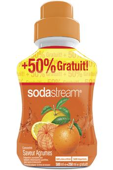 Sirop et concentré CONCENTRE AGRUMES 750 ML Sodastream