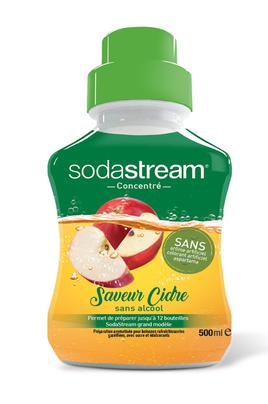 Sirop et concentré Sodastream CONCENTRE CIDRE 500 ML