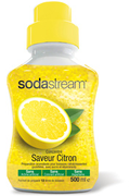 Sirop et concentré Sodastream CITRON ORIGINAL 500 ML