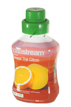 Sirop et concentré CONCENTRE THE CITRON 500 ML Sodastream
