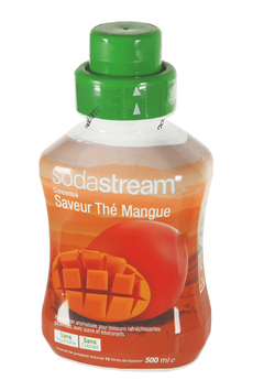 Sirop et concentré CONCENTRE THé MANGUE 500 ML Sodastream