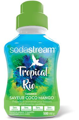 Sirop et concentré Sodastream CONCENTRE RIO COCO MANGO