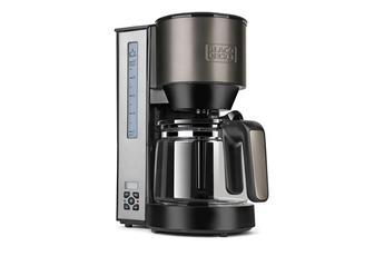Cafetière filtre Black & Decker BXCO1000E GRIS ANTHRACITE