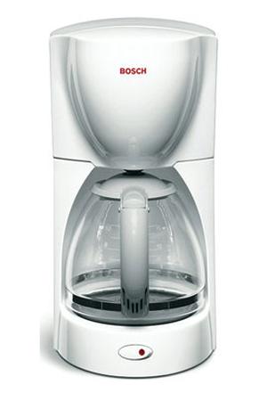 Cafeti re filtre bosch tka 1401v blanc 12t darty - Detartrage cafetiere au vinaigre blanc ...