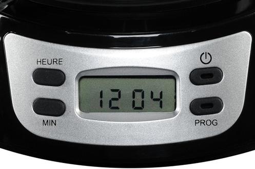 cafeti re filtre brandt caf1318e programmable caf1318eprogrammable 3706532 darty. Black Bedroom Furniture Sets. Home Design Ideas