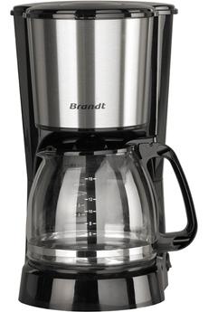 Cafetière filtre CAF815X Brandt
