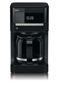 Cafetière filtre KF 7020BK Braun