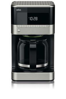 Cafetière filtre KF 7120BK Braun