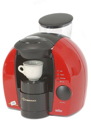 cafeti re filtre braun ta 1100 rouge tassimo tassimo rouge darty. Black Bedroom Furniture Sets. Home Design Ideas