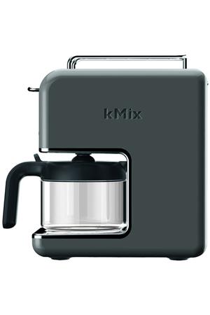 Cafetière filtre Kenwood KMIX CM030GY GRIS ZINC - KMIX CM030GY ...