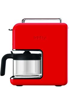 Cafetière filtre KMIX CM030RD ROUGE VERMILLON Kenwood